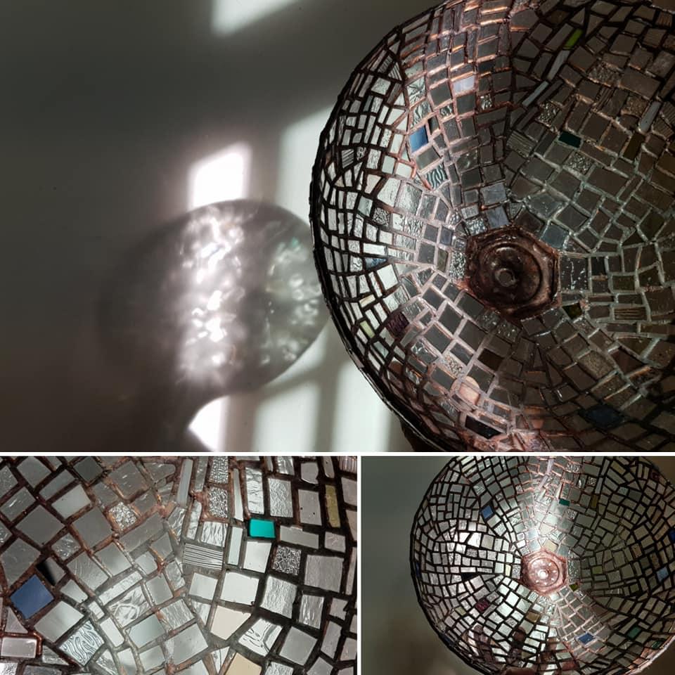Tiffanylamp cursus 2 en 3 D